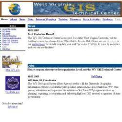 West Virginia GIS Technical Center